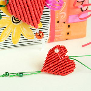 Gift from Heart - Easy Tutorial