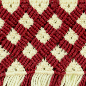 Macrame Purse Patterns Free : Macrame School - Free Macrame Tutorials and Patterns